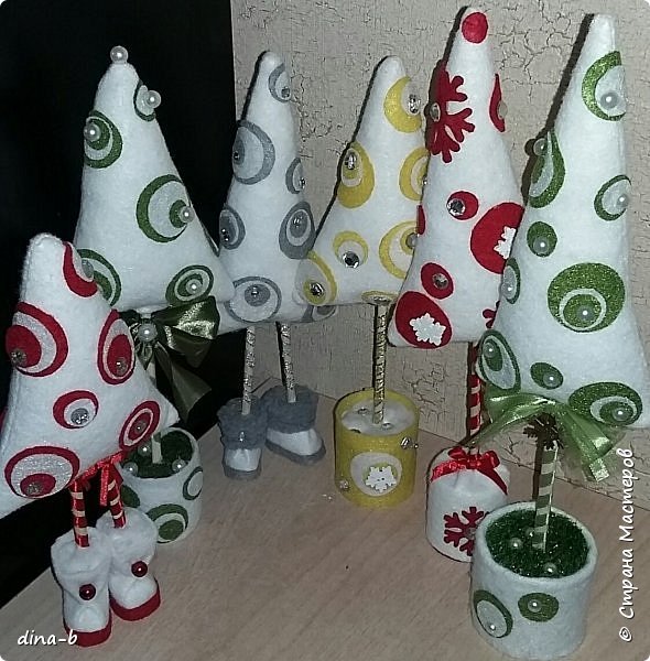 Начинаю подготовку к Новому году! Сувениры, подарочки! Главная героиня-ёлка конечно! фото 2