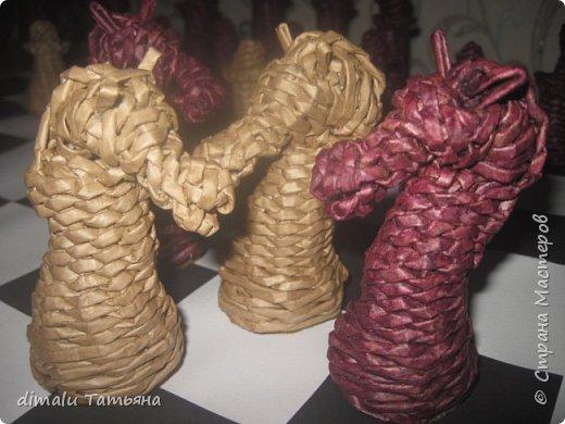 Плетеные щахматы фото 6