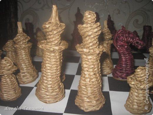 Плетеные щахматы фото 3