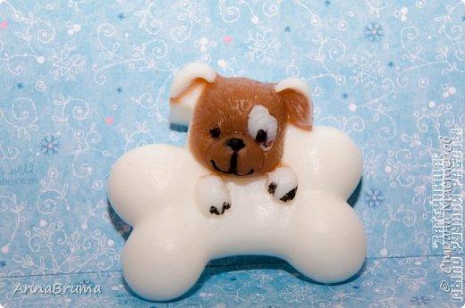 Новогоднее мыло фото 5