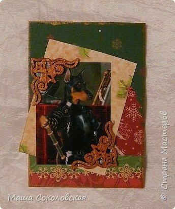 """Приветствую! Представляю Вашему вниманию свою новогоднюю серию карточек АТС """"Вернисаж""""! Приятного просмотра! фото 5"""