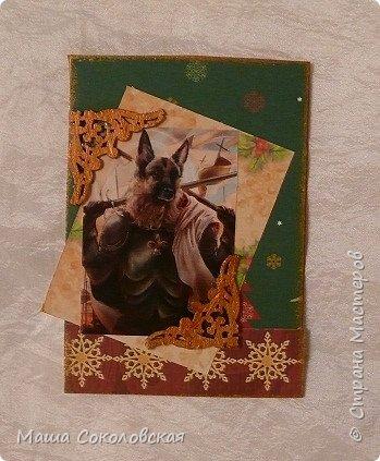 """Приветствую! Представляю Вашему вниманию свою новогоднюю серию карточек АТС """"Вернисаж""""! Приятного просмотра! фото 6"""