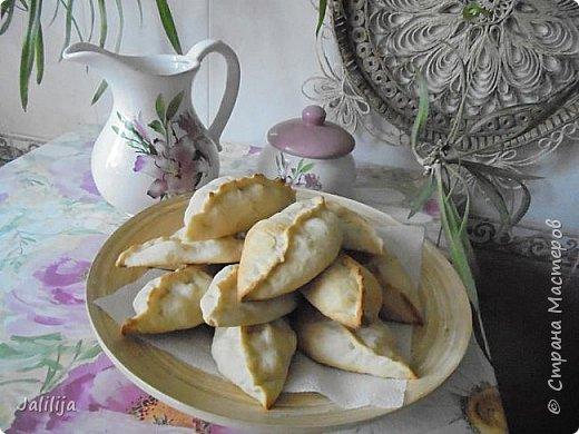 Уважаемые кулинары Страны мастеров, сегодня хочу предложить вам рецепт ещё одного вида пирожков - пирожки с калиной. фото 25