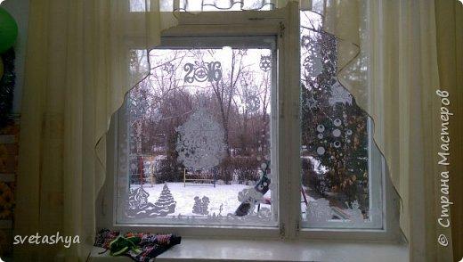окна к новому году фото 4