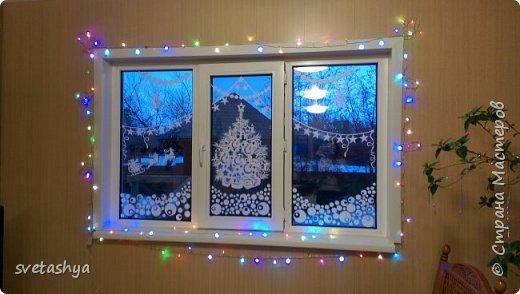 окна к новому году фото 3