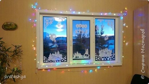 окна к новому году фото 5
