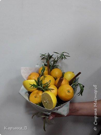 Овощной букет фото 6
