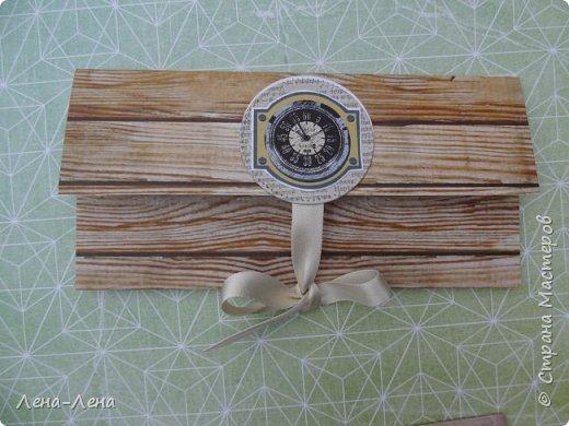 Три мужских конверта отправились на один юбилейный вечер.))) фото 3