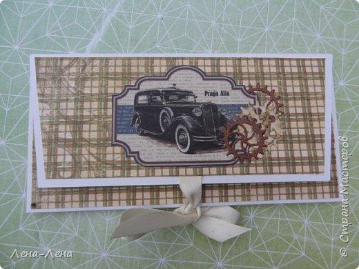 Три мужских конверта отправились на один юбилейный вечер.))) фото 6