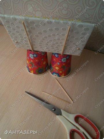 Всем еще раз привет! Я отфотографировала процесс изготовления стульчика для кормления, поэтому было решено с вами этим процессом поделиться.  фото 13
