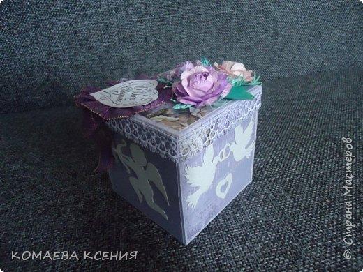 Коробочка для денежного подарка фото 2