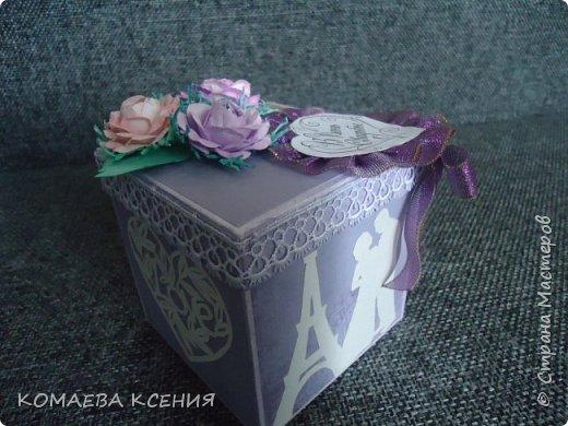 Коробочка для денежного подарка фото 3