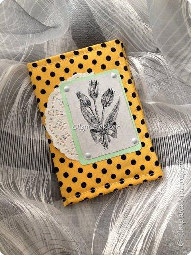 Обложка на паспорт отличный подарок! Эти были подарены на 8 марта моим девочкам! фото 3