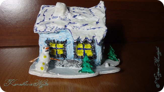 Зимний домишко фото 1