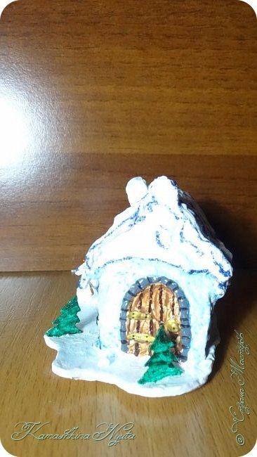 Зимний домишко фото 2