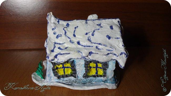 Зимний домишко фото 4