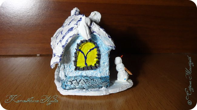 Зимний домишко фото 3