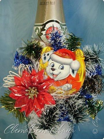 Доброе время суток Страна..... сотворились первые украшалочки для новогоднего напитка....  фото 3