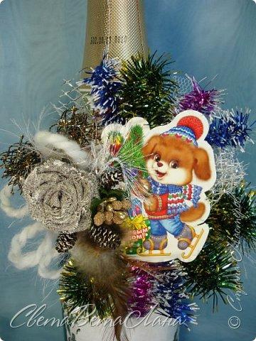Доброе время суток Страна..... сотворились первые украшалочки для новогоднего напитка....  фото 4
