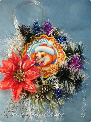 Доброе время суток Страна..... сотворились первые украшалочки для новогоднего напитка....  фото 7