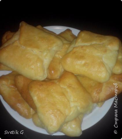 булочки с сыром на кефирном тесте фото 1
