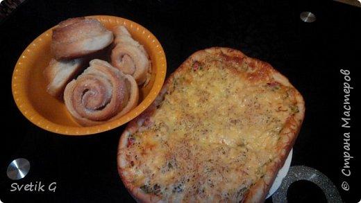 булочки с сыром на кефирном тесте фото 3