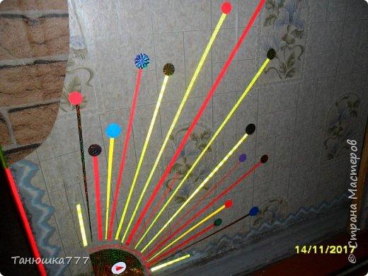 Вот такие узоры у меня появились на стенах. первый. фото 3