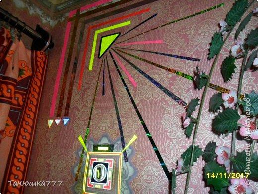 Вот такие узоры у меня появились на стенах. первый. фото 8