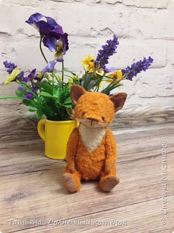 Бирюзовый малыш-мишка тедди Савушка фото 3