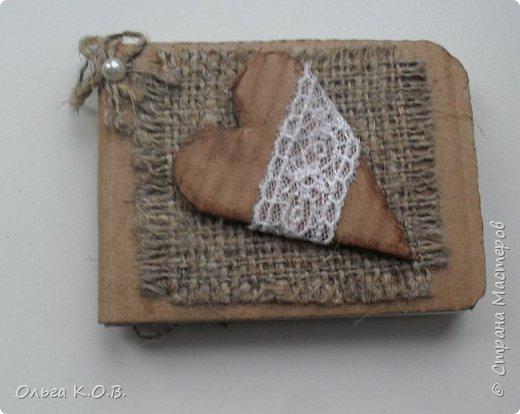 Открытки-самоделки из картона фото 17