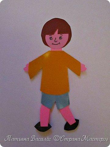 Работа для выставки к Дню Матери в детский сад. Размер - формат А3. фото 7
