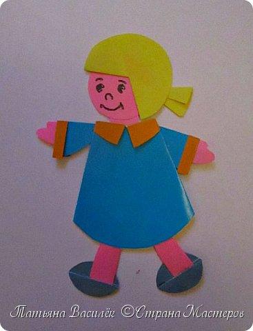 Работа для выставки к Дню Матери в детский сад. Размер - формат А3. фото 8