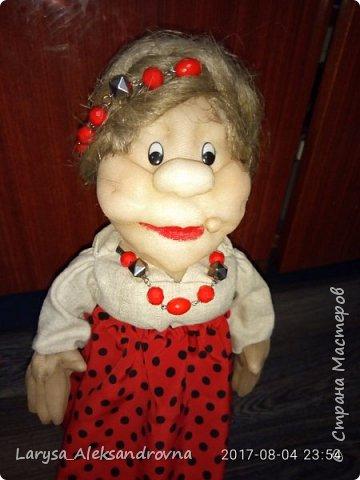 #кукла #ручнаяработа  #пинск #чулочная_техника фото 2