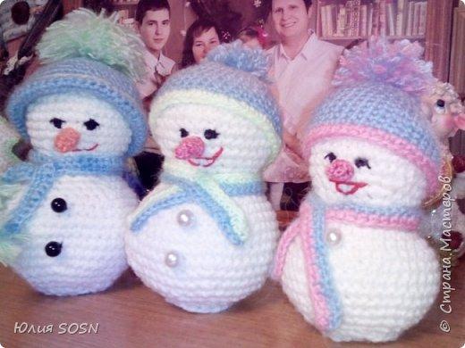 Снеговики и Елочки)  фото 4