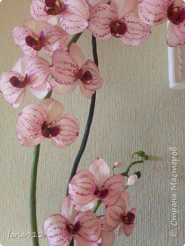 очень захотелось сделать орхидеи! фото 7
