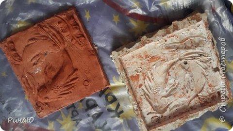 Изготовление декоративной керамической плитки