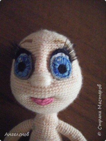 Вот такая куколка связалась для доченьки фото 3