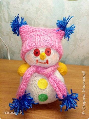 Снеговички  фото 3