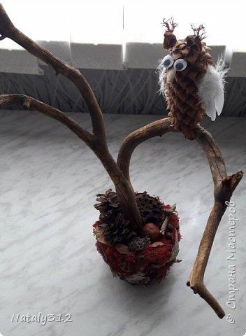 Внуку в детский сад надо было изготовить поделку. Я взялась сразу за двух снеговиков (вдруг какой-то не получится). фото 10