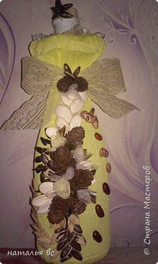 Поделка для осеннего праздника в школе.  фото 3