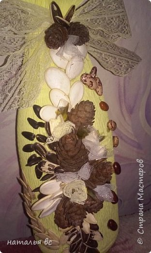 Поделка для осеннего праздника в школе.  фото 4