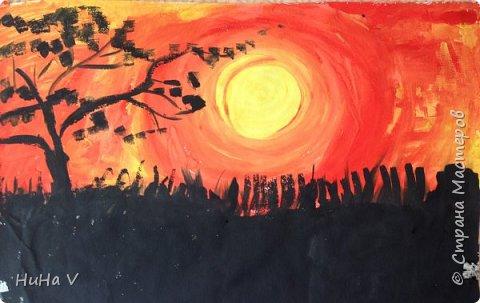 Коллективное рисование оказалось очень увлекательным творческим процессом! И дети и учителя получили массу положительных эмоций! фото 15