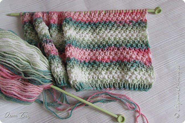 Доброго времени суток! В осенние и зимние холода так хочется закутаться в тёплый шарф, надеть тёплую вязаную шапочку ручной работы:) фото 2
