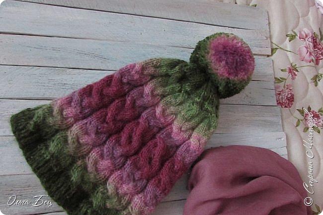 Доброго времени суток! В осенние и зимние холода так хочется закутаться в тёплый шарф, надеть тёплую вязаную шапочку ручной работы:) фото 10