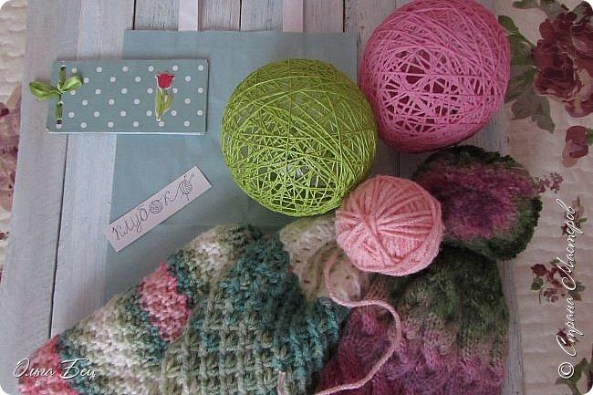 Доброго времени суток! В осенние и зимние холода так хочется закутаться в тёплый шарф, надеть тёплую вязаную шапочку ручной работы:) фото 13