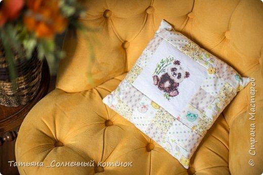 Подушки декоративные с вышивкой фото 2