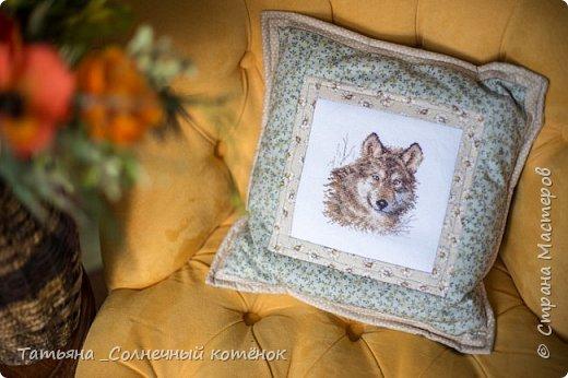 Подушки декоративные с вышивкой фото 3