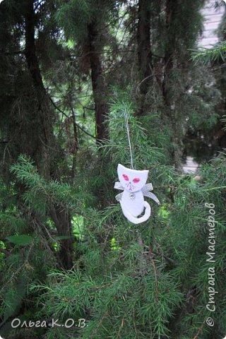 фетровые игрушечки на елку фото 3
