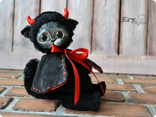 Тедди котик Ося   фото 2