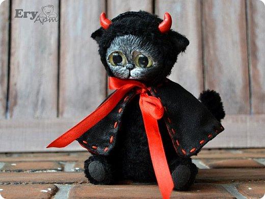 Тедди котик Ося   фото 3